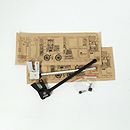 BD-1 Birdy bicycle kick stand(BD-1用キックスタンド)