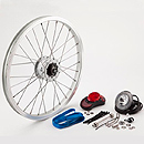 BROMPTON Hub Dynamo Set inc. F. Wheel